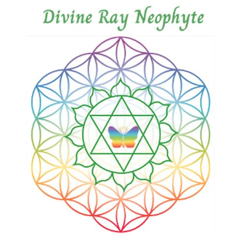 Divine Rays Neophyte Program - Cariad Spiritual